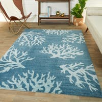 Tropical Area Rugs Online At