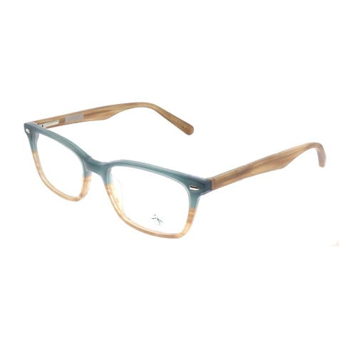 Original Penguin PE Clyde RP 52mm Unisex Matte Reflecting Pond Frame Eyeglasses 52mm