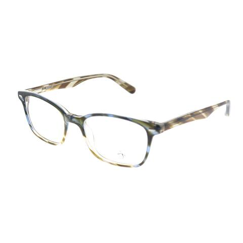 Original Penguin PE Clyde LT 52mm Unisex Liquid Tortoise Frame Eyeglasses 52mm