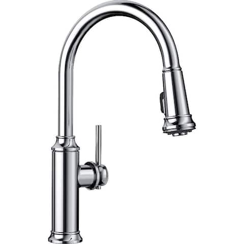 Blanco Empressa 1.5 GPM Kitchen Faucet with Pull-Down Spray
