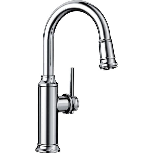 Blanco Empressa 1.5 GPM Pull-Down Bar Faucet. Opens flyout.
