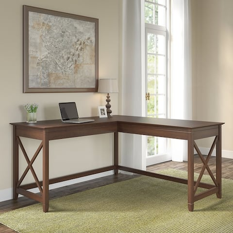 The Gray Barn Hatfield 60-inch L-shaped Desk