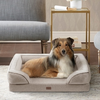 Link to Martha Stewart Harley Pet Couch Similar Items in Dog Furniture
