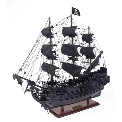Black Pearl Pirate Ship Small