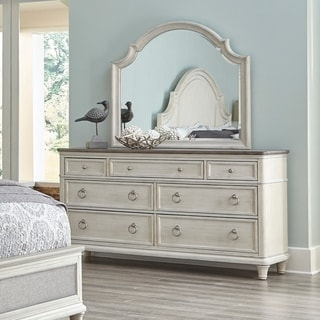 Sonoma 7-drawer Dresser and Mirror by Panama Jack