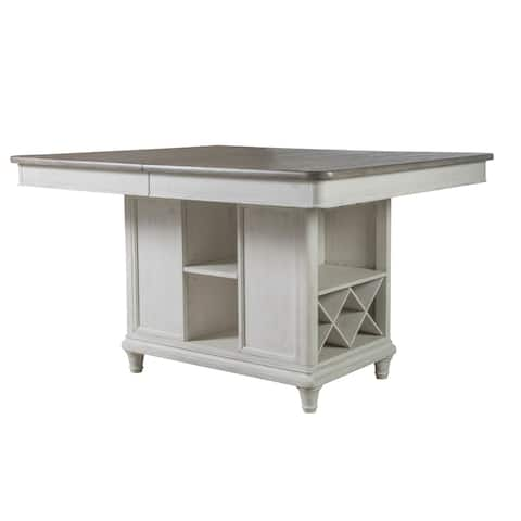 Sonoma Counter Height Storage Dining Table by Panama Jack