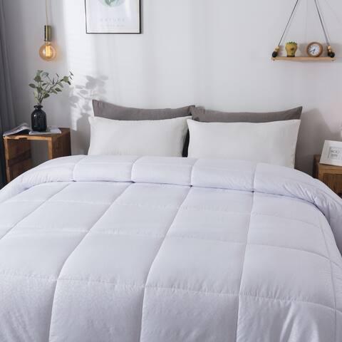 Cheetah Embossed Down Alternative Comforter