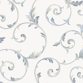 Link to Scroll Wallpaper Similar Items in Wall Coverings