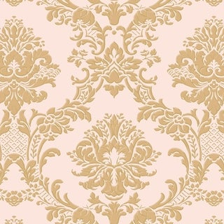 Link to Classic Damask Wallpaper Similar Items in Wall Coverings