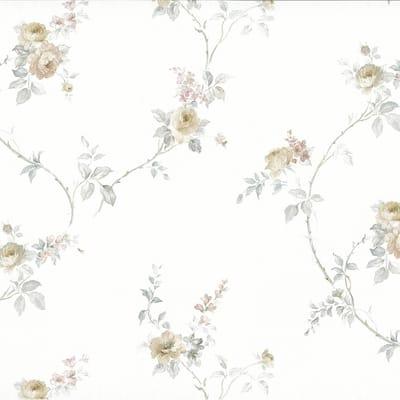White Wedding Trail Wallpaper