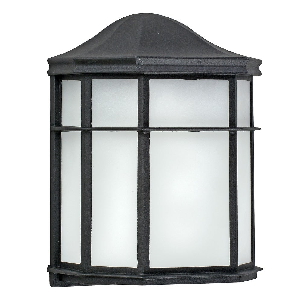 Porch Black LED Outdoor Light. Opens flyout.