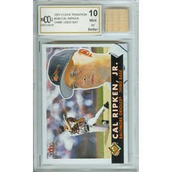 Cal Ripken Mint Card and Rookie Game-used Bat|https://ak1.ostkcdn.com/images/products/3084266/3/Cal-Ripken-Mint-Card-and-Rookie-Game-used-Bat-P11218247.jpg?impolicy=medium