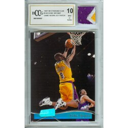 Kobe Bryant Mint 10 Card/ Game Used Jersey Patch|https://ak1.ostkcdn.com/images/products/3084272/3/Kobe-Bryant-Mint-10-Card-Game-Used-Jersey-Patch-P11218250.jpg?_ostk_perf_=percv&impolicy=medium