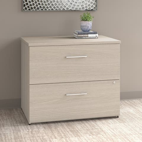 Office 500 2 Drawer Lateral File Cabinet by Bush Business Furniture