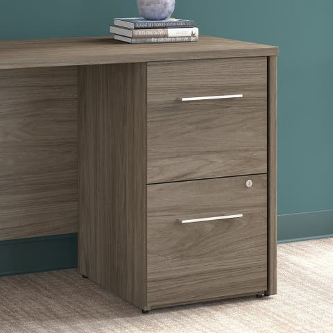 Office 500 16W 2 Drawer File Cabinet by Bush Business Furniture