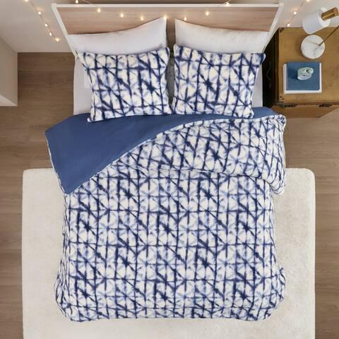 Intelligent Design Mira Berber Printed Duvet Cover Set