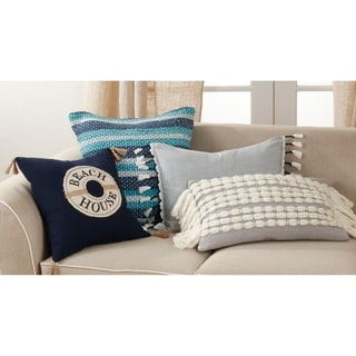 Link to Throw Pillow with Beach House Design Similar Items in Decorative Accessories