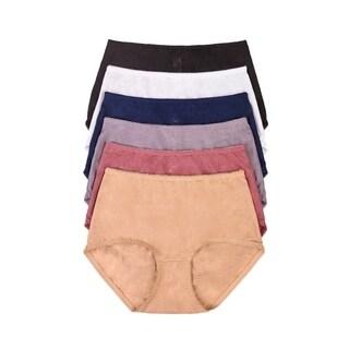 Link to 6-PAIRS Mamia Women's Brief Panty (LP7339PR-6PK) Similar Items in Women's Sunglasses