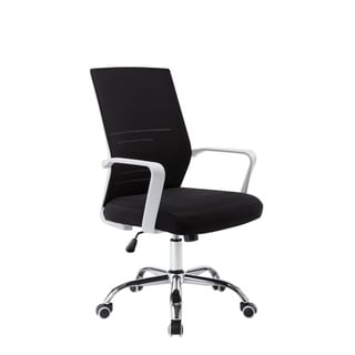 Porthos Home Porthos Home Brio Swivel Office Chair Mesh Back Adjustable Height Black From Overstock Com Daily Mail