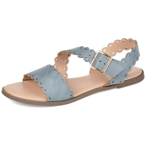 Journey + Crew Womens Sandal by  Bargain