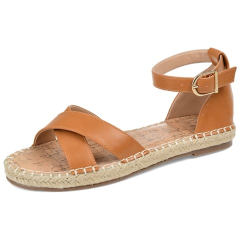 Journey + Crew Womens Sandal by  Today Sale Only