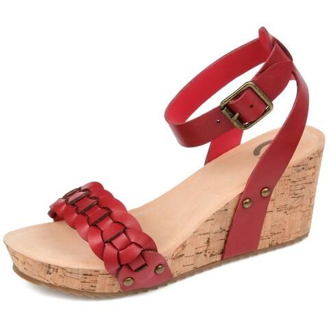 Journey + Crew Womens Sandals