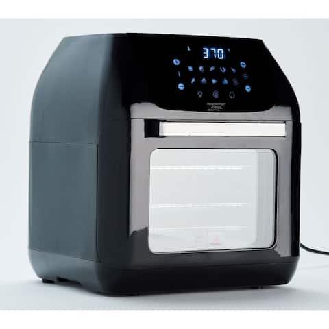 PowerXL 10-in-1 1500W 6-qt Pro XLT Air Fryer Oven w/ Rotisserie
