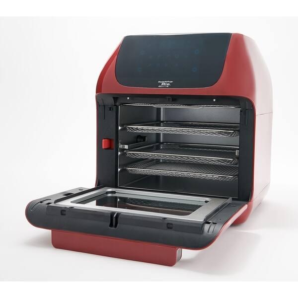 Shop Powerxl 10 In 1 1500w 6 Qt Pro Xlt Air Fryer Oven W