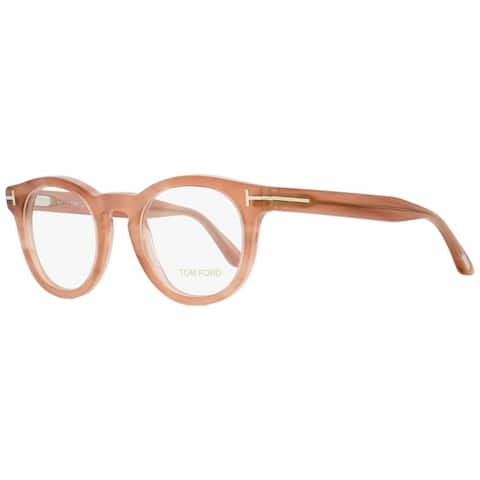 Tom Ford TF5489 074 Unisex Rose 48 mm Eyeglasses