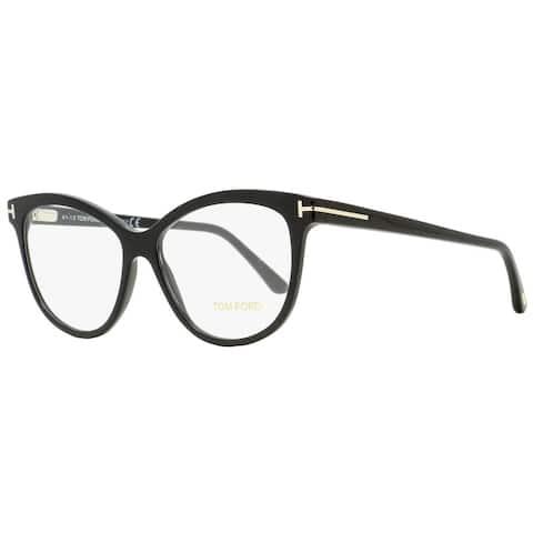 Tom Ford TF5511 001 Womens Black 54 mm Eyeglasses