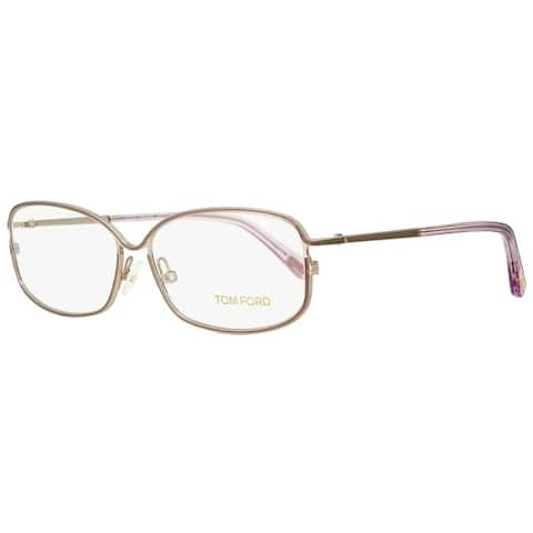 Tom Ford TF5191 072 Womens Rose 54 mm Eyeglasses