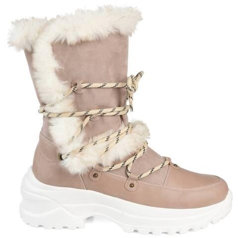 Journey + Crew Women's Fashion Winter Boot