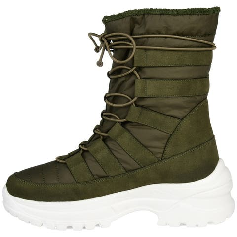 Journey + Crew Women's Fashion Winter Boot