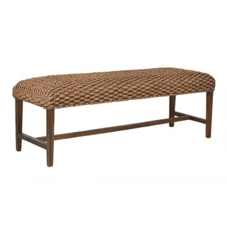 East at Main Coco Woven Bench