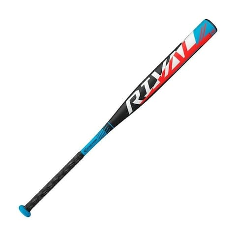 Easton Rival Slowpitch Softball Bat, 34-Inch/28-Ounce