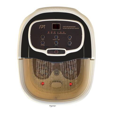 Foot Spa Bath Massager w/ Motorized rollers