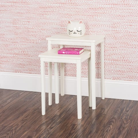 Forever Eclectic Deux Nesting/Accent Tables