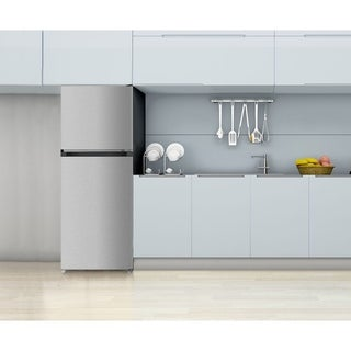 Link to Conserv-Ascoli 10.5 cu.ft. Refrigerator-Top Freezer Stainless Similar Items in Large Appliances