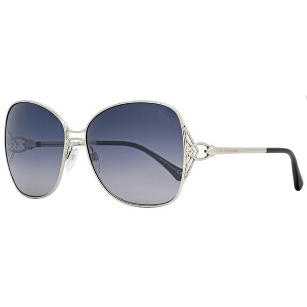 Roberto Cavalli RC1060 Gambassi 16C Mens Palladium/Black 61 mm Sunglasses