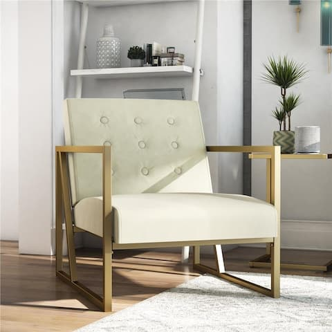 CosmoLiving by Cosmopolitan Lexington Modern Chair
