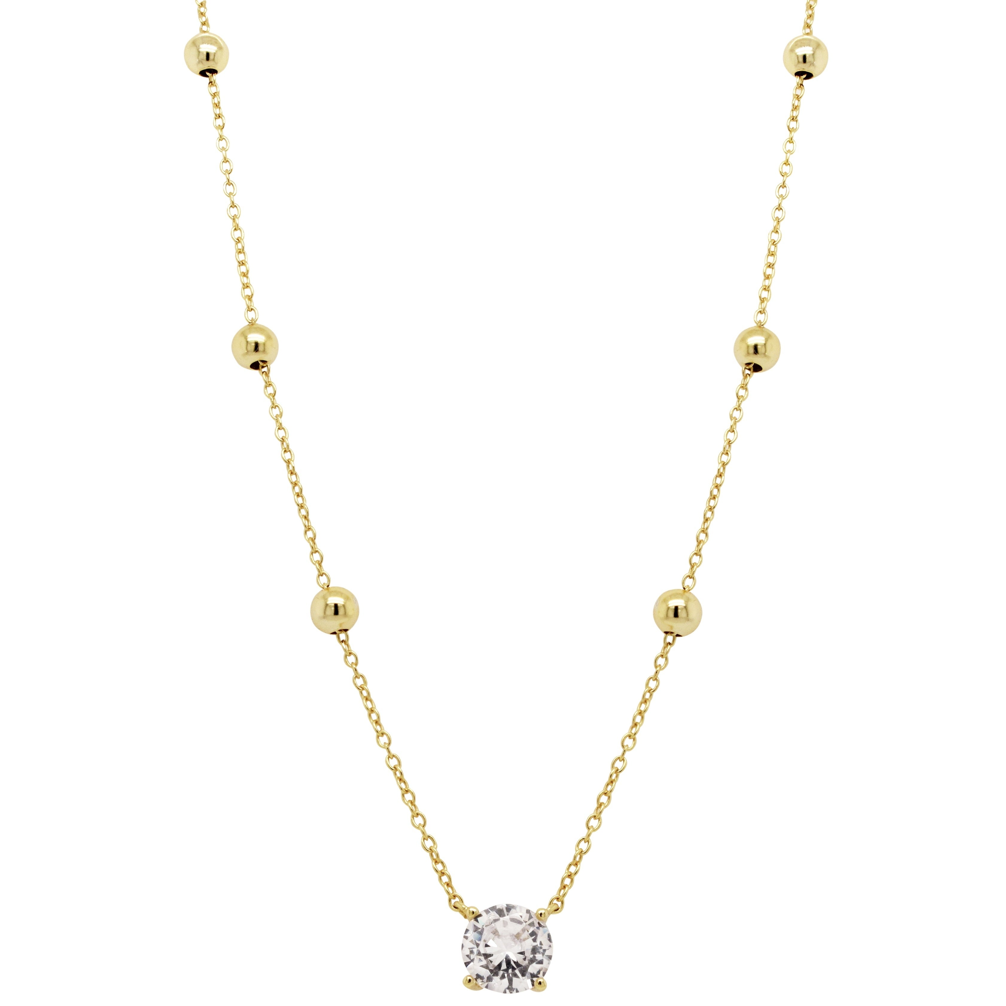 """1/""""-12/"""" 14 KT GOLD PLATED 4MM NECKLACE EXTENDER WITH SPRING RING CLASP"""