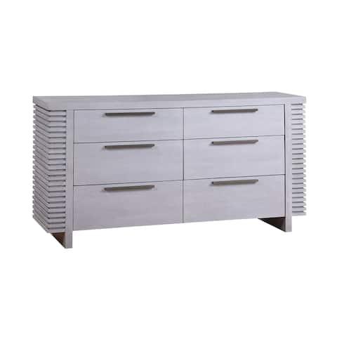 ACME Aromas Dresser in White Oak