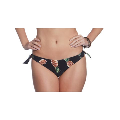 Sun and Sea French Cut Junior Swim Bottom with Side Bows