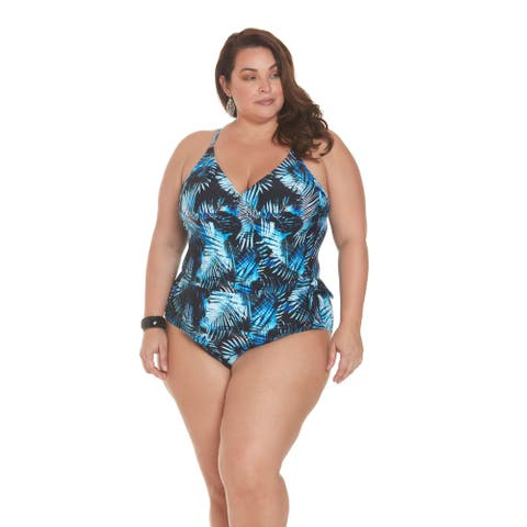 Sun and Sea Missy Crossover One Piece
