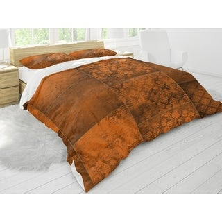 Link to ECLECTIC BOHEMIAN PATCHWORK RUST Comforter by Kavka Designs Similar Items in Comforters & Duvet Inserts