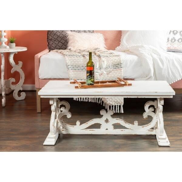 Barrett Coffee Table Overstock 30879511