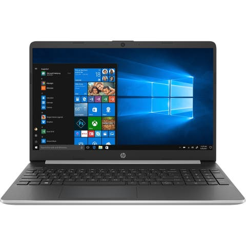 "HP 15-dy0000 15-dy0013dx 15.6"" Touchscreen Notebook - 1366 x 768 - Core i5 i5-8265U - 16 GB Optane Memory - 256 GB SSD - Refurb"