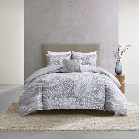 N Natori Dohwa Cotton Comforter Set