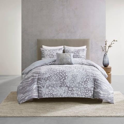 N Natori Dohwa Cotton Duvet Set
