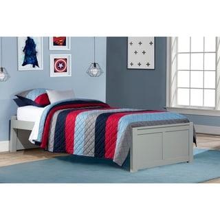 Pulse Twin Platform Bed, Gray